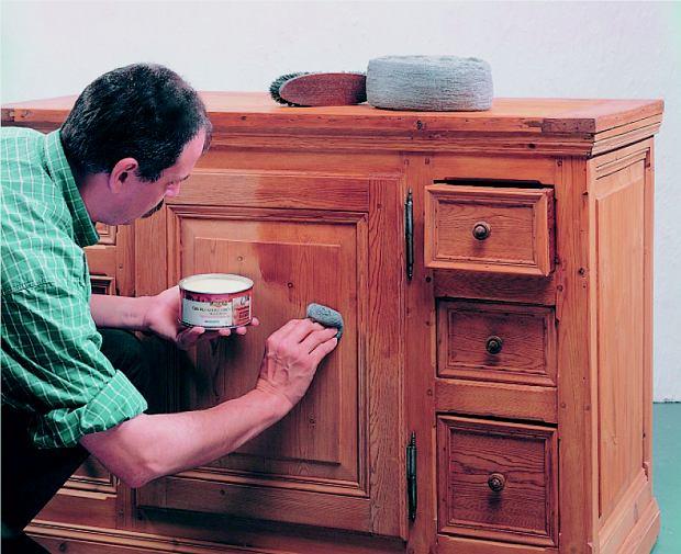 Renovation of furniture