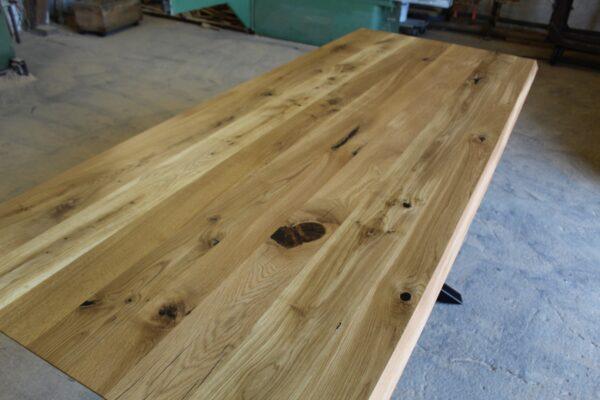 Rustic Solid Oak Royal Table